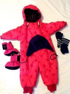 2-3 winter wear