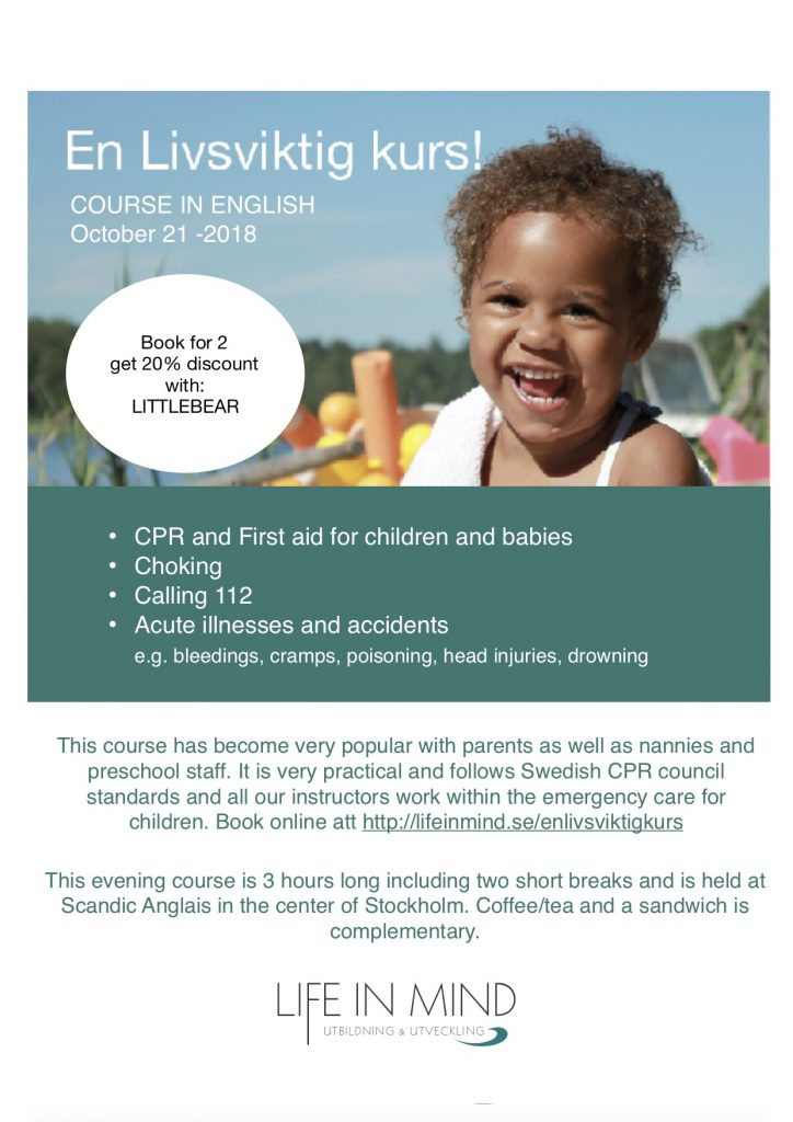 Emergency First Aid for Children and Toddlers