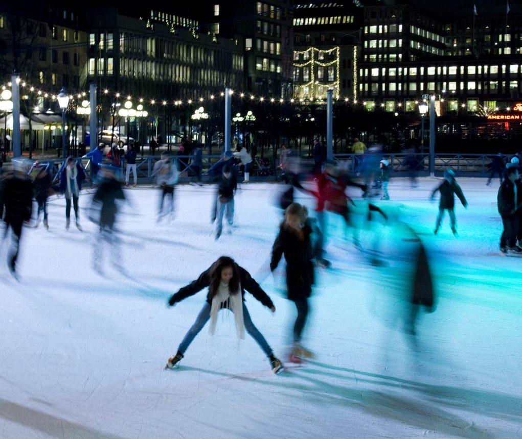 Ice-skating at Kungsträdgården – Littlebearabroad ...